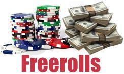 Freerolls ou comment se former gratuitement a devenir un pro du poker!