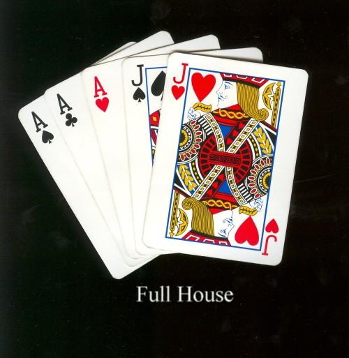 Valeur des carte au poker texas hold'em