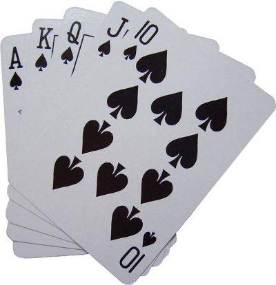 Combinaison au poker texas hold'em