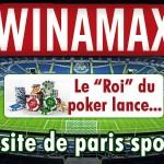 Paris sportifs et Poker, Winamax est désormais partout!