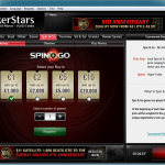 Spin & Go de PokerStars débarquent en France
