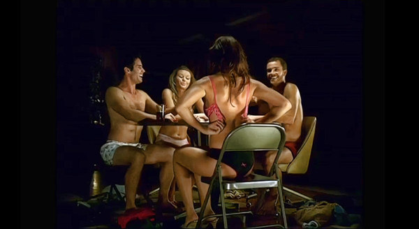 Strip poker sur usa