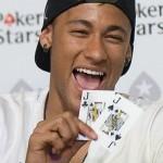Neymar souhaite être un joueur de poker professionnel après le foot