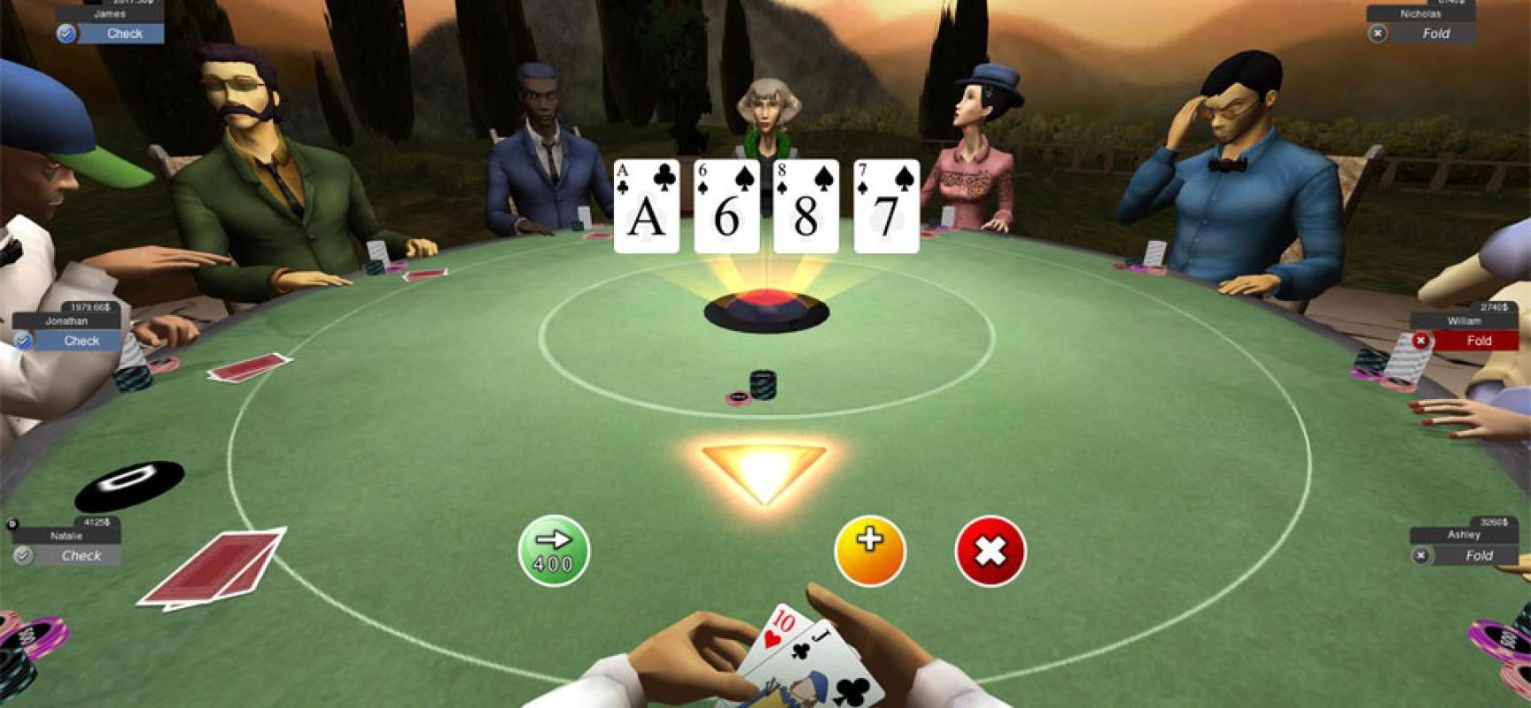 recharger site de poker en ligne