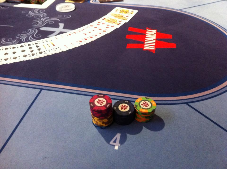 Dublin Ville D Un Tournoi De Poker