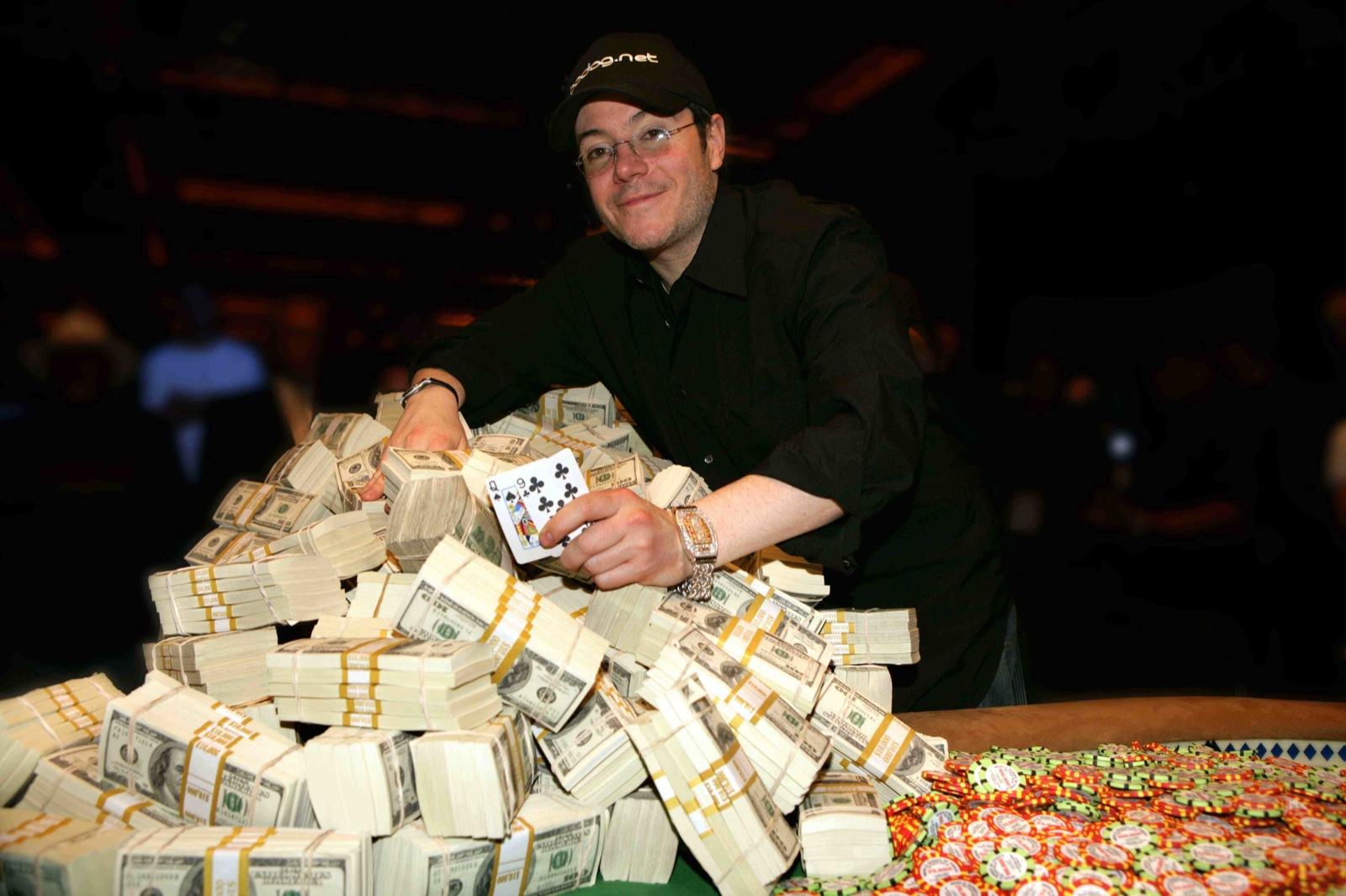 крупный выигрыш в казино как называется