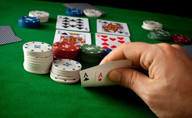 Cinq erreurs commises par des débutants lors d'une partie de poker