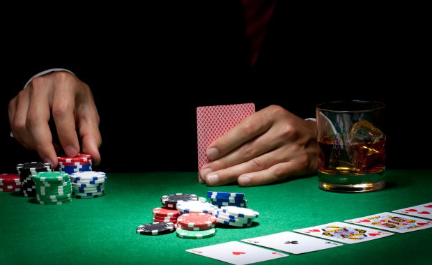 Chino Rheem, vers la table finale du PokerStars Caribbean Adventure