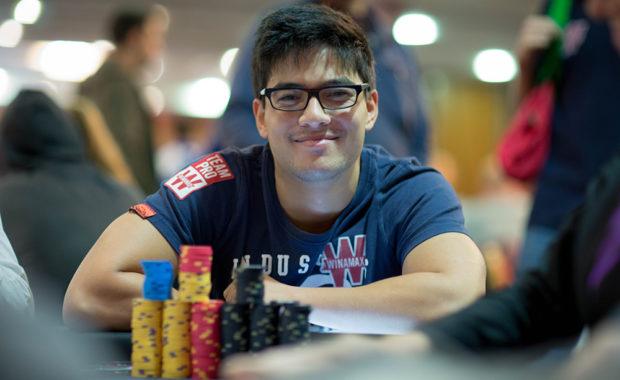 Pierre Calamusa aime le poker et peut pleurer en perdant