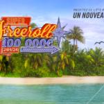 Super Freeroll chez Winamax, jusqu'à 100 000 euros offerts cet été !