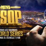 Mini WSOP : une nouveauté sans se déplacer de chez vous !