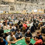 Main Event des World Series of Poker a attiré un nombre record de participants