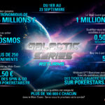 Galactic Series, un retour en force en septembre chez PokerStars