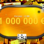 Gain de 800.000€ au poker en moins de 10 minutes